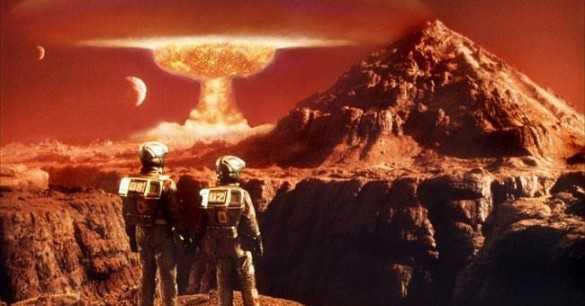 Elon Musk, Nuke Mars