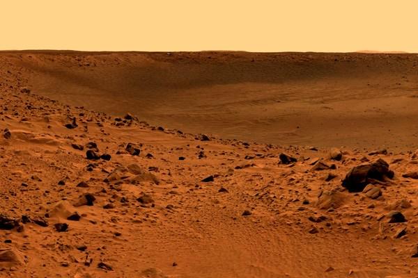 Olivina e Pirossene su Marte