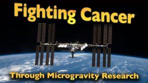 Combattere il Cancro con la Microgravita'